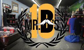 MR bikes N boards DECOBMX Chad DeGroot