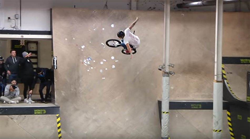 Tobias Freigang @ Wicked Wood BMX Jam by freedombmx