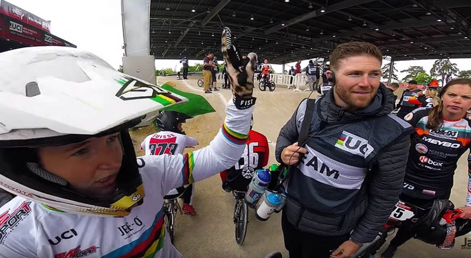 BMX World Cup Paris 2019 by Jay Schippers