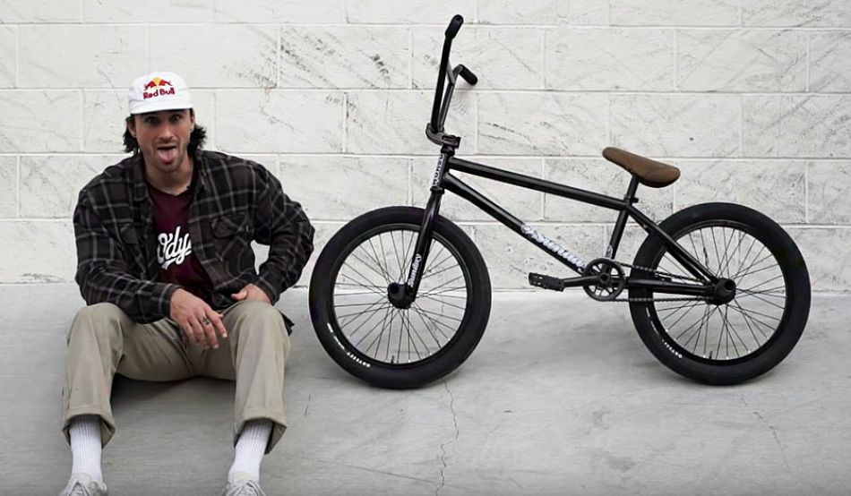 BROC RAIFORD | Sunday Bikes - Bike Check | BMX