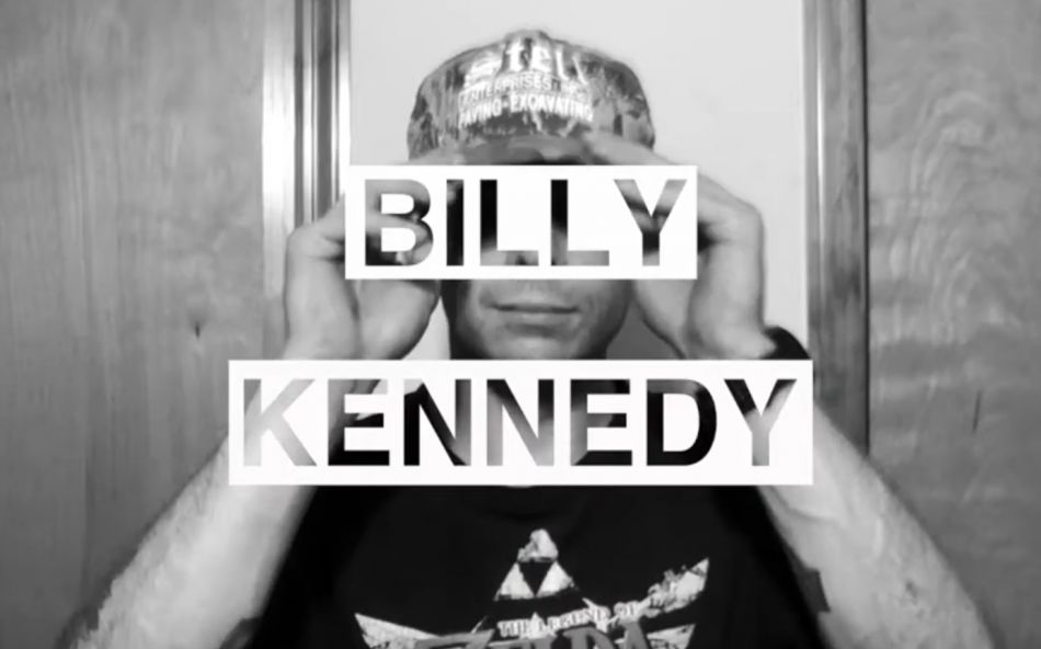VIDEO QUALIFIER SUBMISSION: BILLY KENNEDY
