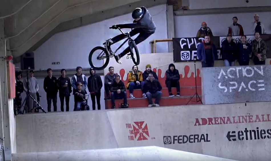 BMX PARK QUALIFYING HIGHLIGHTS - BACKYARD JAM 2019 by Our BMX