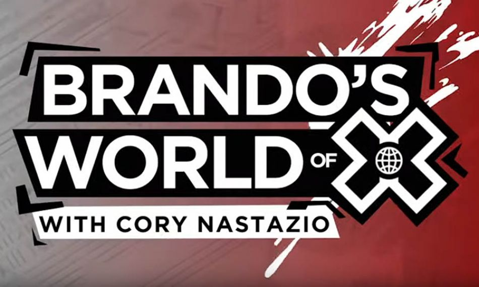 CORY NASTAZIO: Focus On One Thing | World of X Games
