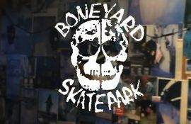 Boneyard skatepark and Morbpushers by MORBPUSHERS