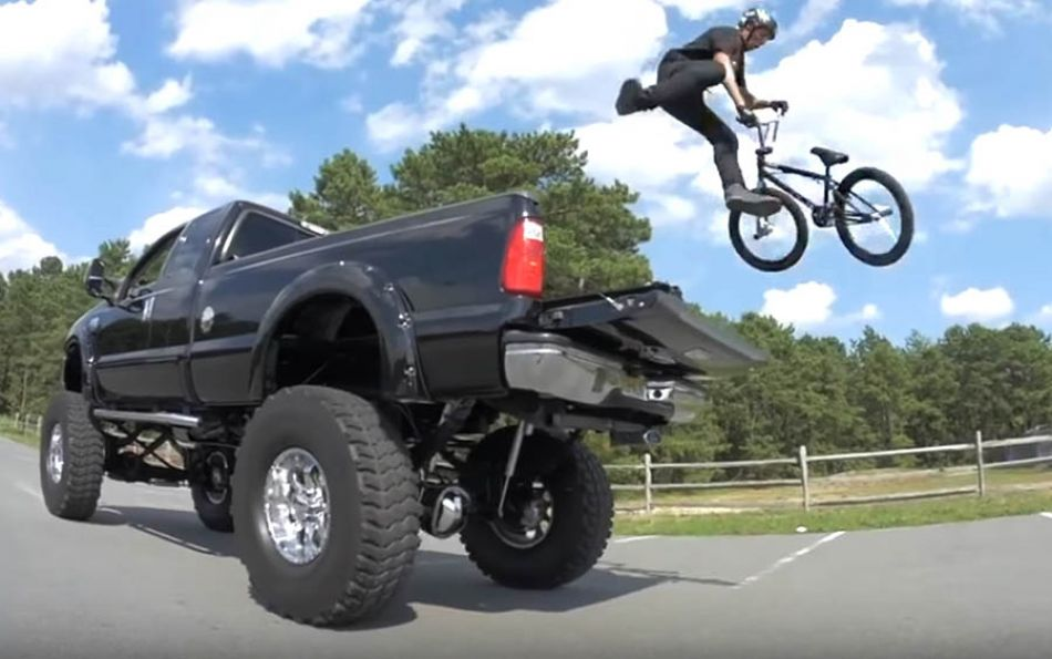 Can A Handicap Guy Teach You How To Tail Whip? By Scotty Cranmer