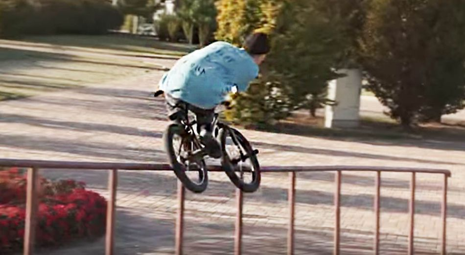 PARBMX / AIVARS JUSTOVICS / STILL UNTITLED VIDEO PART