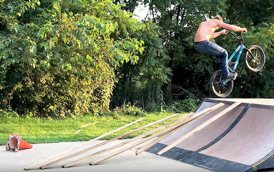 My Best & Most Creative BMX Tricks of 2019 - Brant Moore bye @Brant_Moore