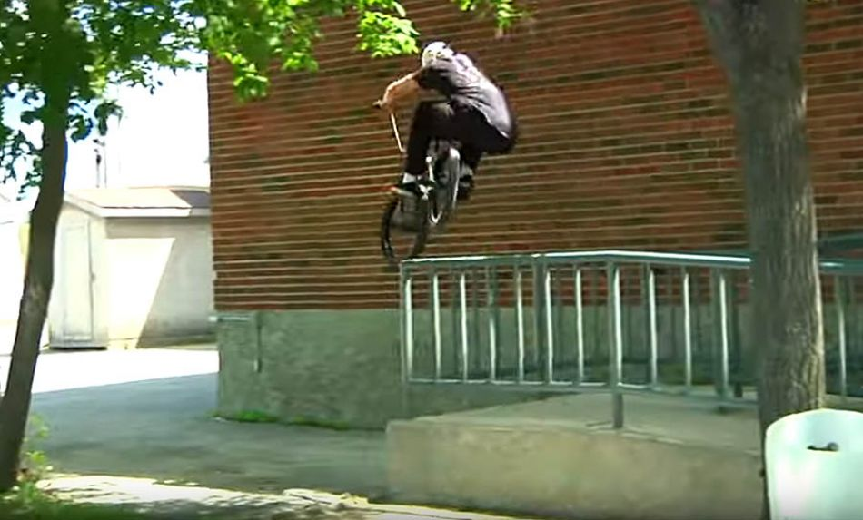 EFFORTLESS STYLE - BRANDON SAWCHYN - OGCBMX