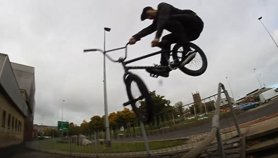 WETHEPEOPLE BMX - Danny Crook