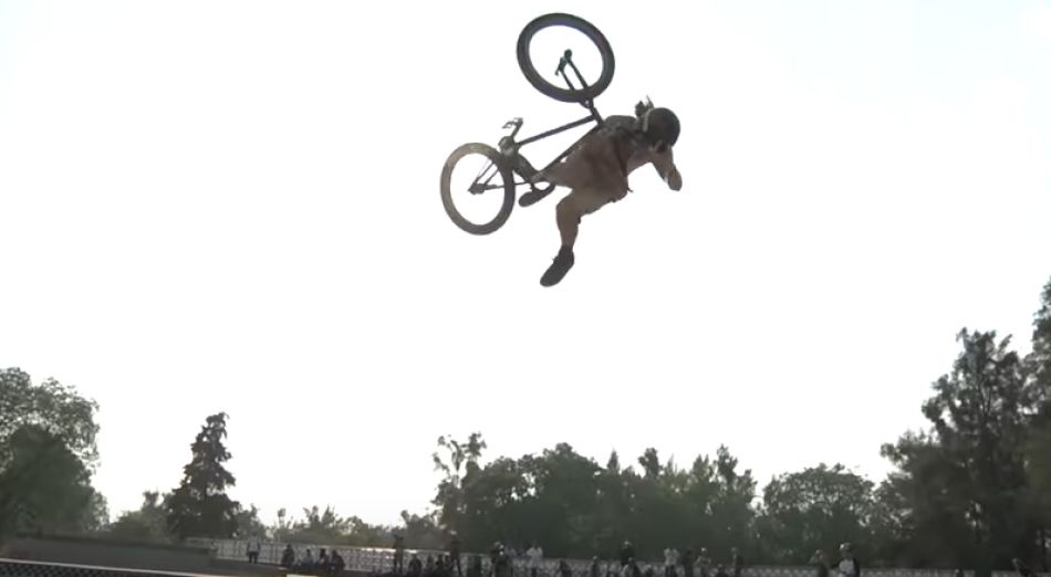 2017 Vans BMX Pro Cup: Pro Practice Highlights in Mexico