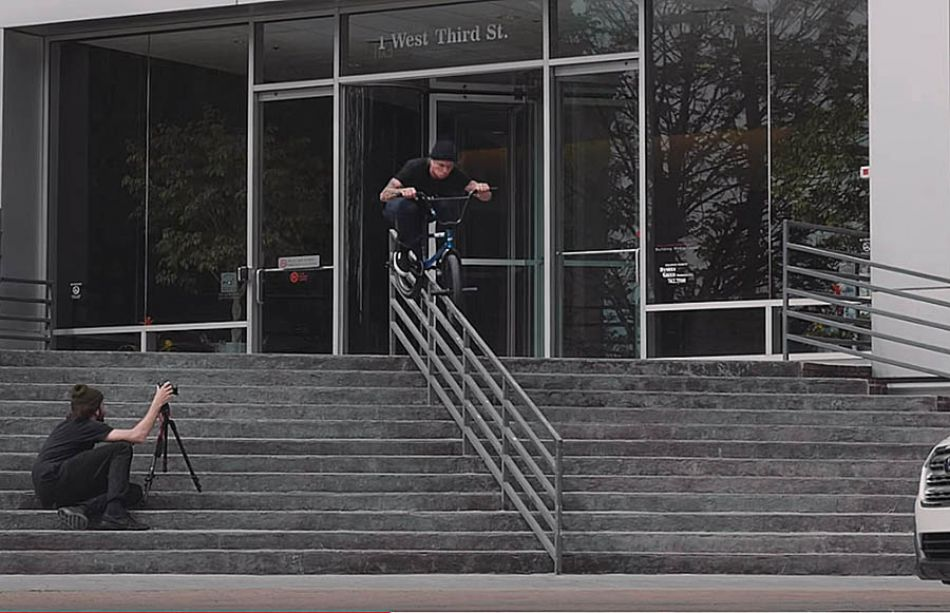 Behind The Clip - Williams Center Combo! - Kink BMX