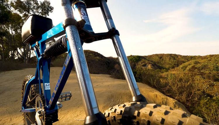 Gary Turner's (GT Bicycles Co-Founder) First BMX Monoshock Story by Pipeline Digital Media