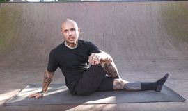 BMX Yoga for Back Pain by Magnolia Louisiana