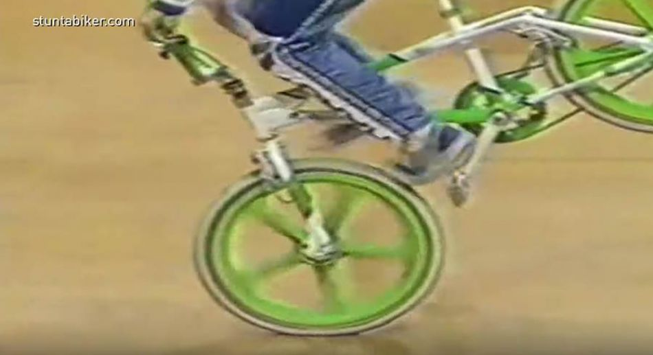 BMX Style | Carlo Griggs | Episode 2 | 12 Years Old | 1986 by The Stuntabiker