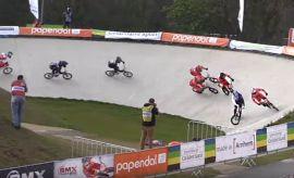 BMX CRASH COMPILATION | QUILLAN ISIDORE