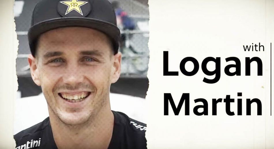 Coffee Break with Logan Martin (AUS) by UCI
