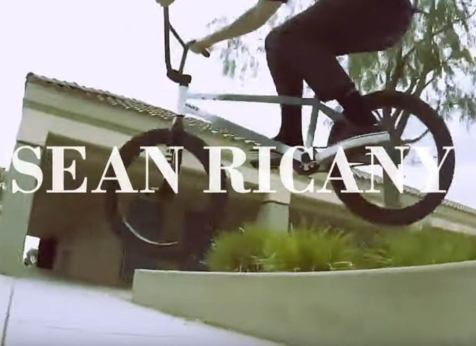 BMX Sean Ricany 2020 new VANS edit bytiM Production