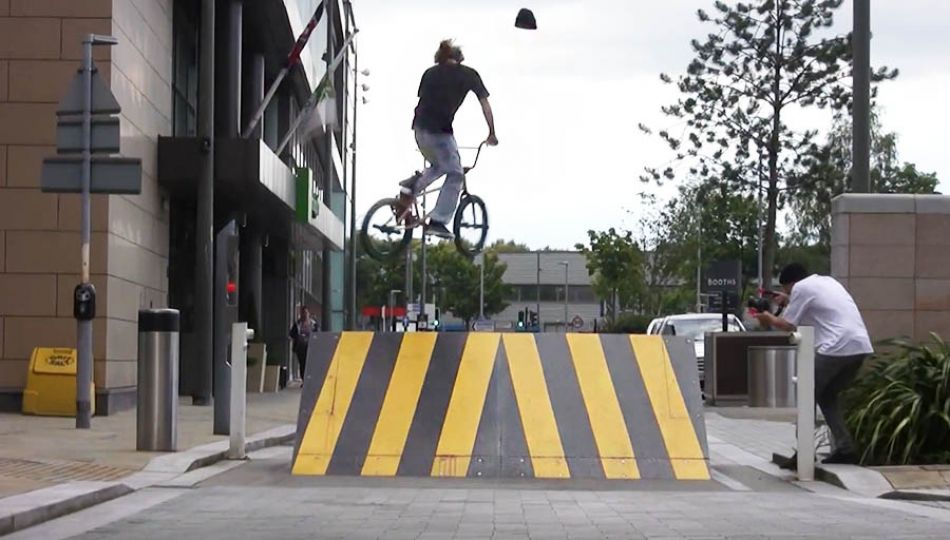 ALEX PB – Dub Highlife Part | Ride UK BMX