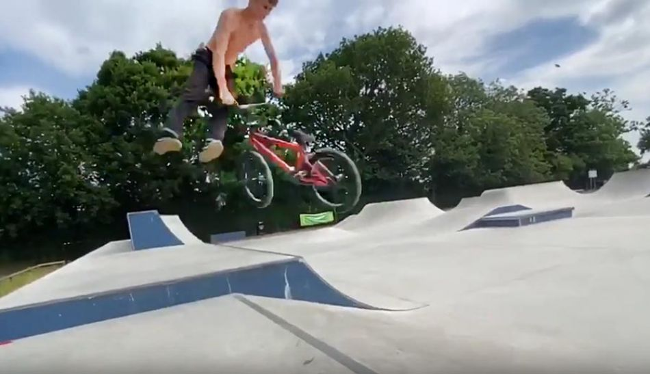VIDEO QUALIFIER SUBMISSION: JACK FOULGER