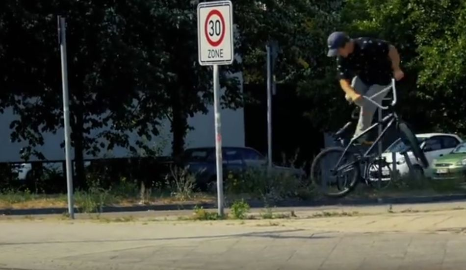 BMX Street: Snipes X woozyBMX Roadtrip / Berlin / Prague / Hanover / Edit 2018