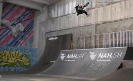 Paul Thölen – Winter Warehouse BMX Sessions