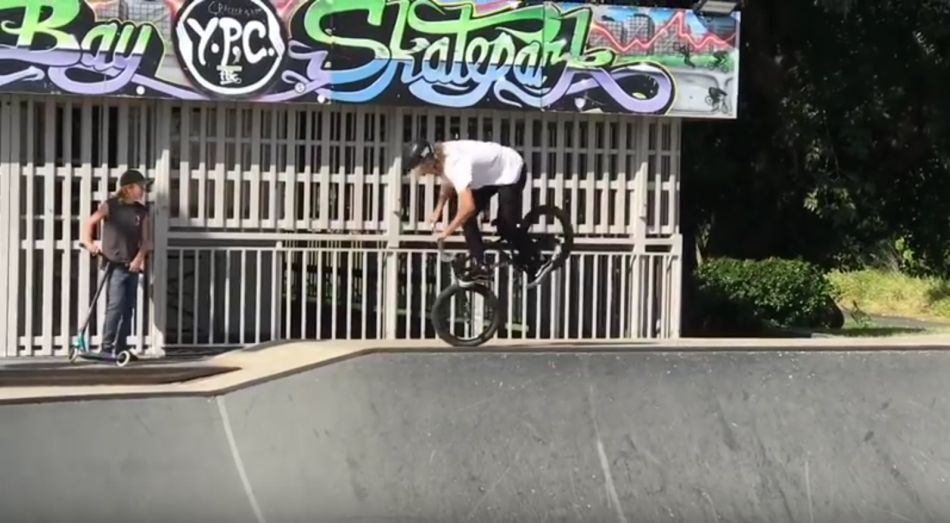 2 DAYS OF BMX SHREDDING! by Chance Brejnakowski