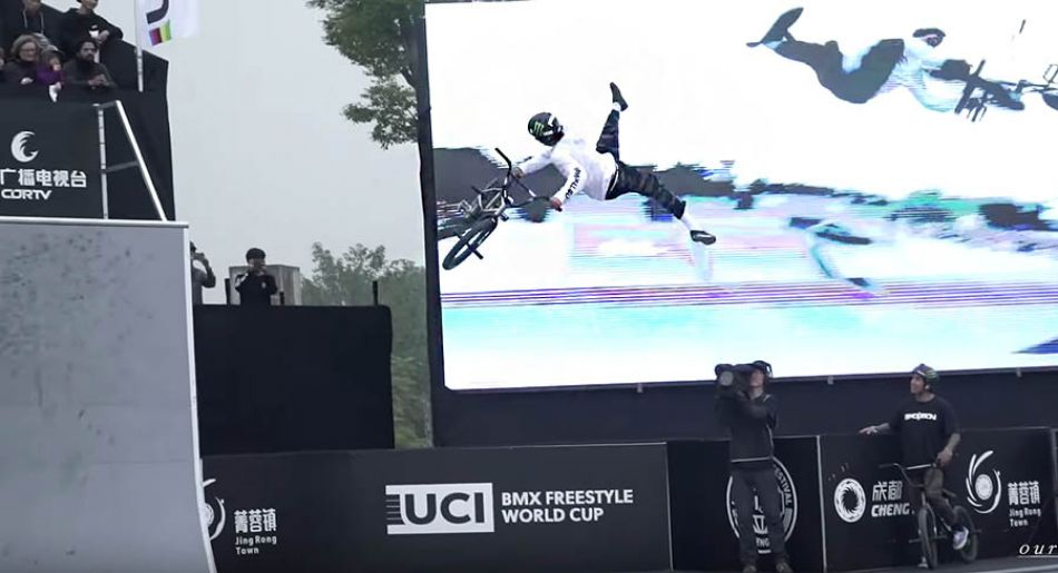 SENDING IT AT BMX BEST TRICK! FISE CHINA 2019 by Our BMX