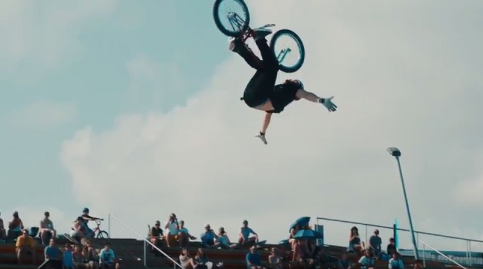 Extreme Barcelona - BMX contest | PRODG by Prodglifestyle