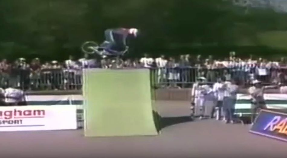 Kelloggs BMX Freestyle | Round 5 | 1985 | by The Stuntabiker