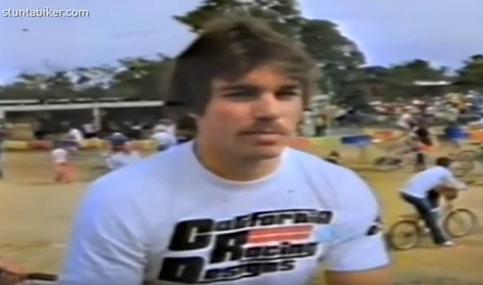 CLINT MILLER Wins Australian BMX Champs 1984! by The Stuntabiker