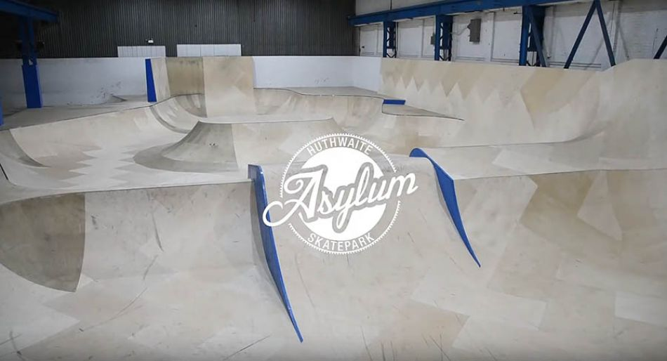 Cam Peake 90 seconds of RAW BMX at The NEW Asylum Skatepark!!!