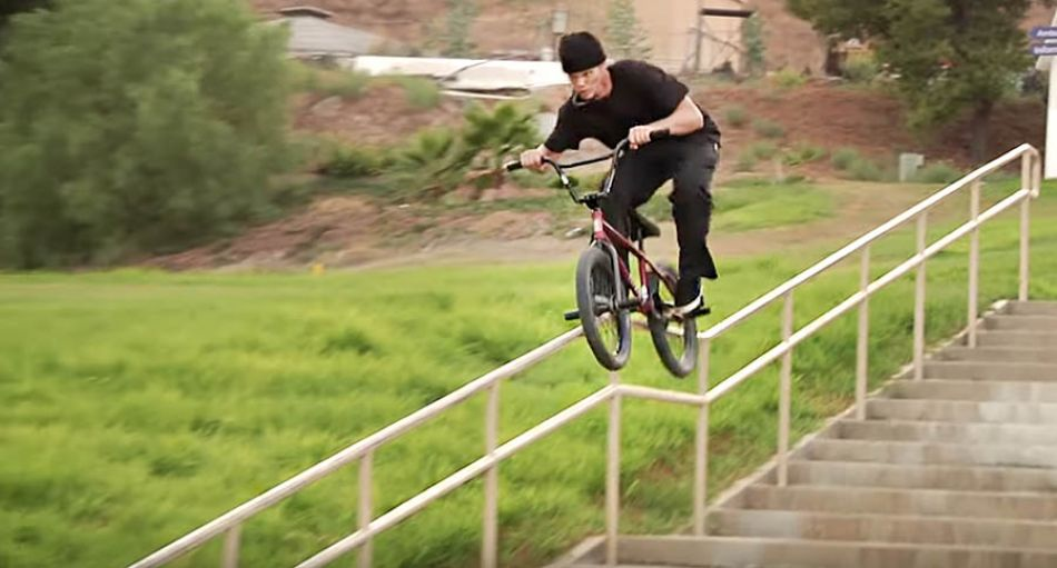 DEVON SMILLIE 2020 - FLYBIKES BMX