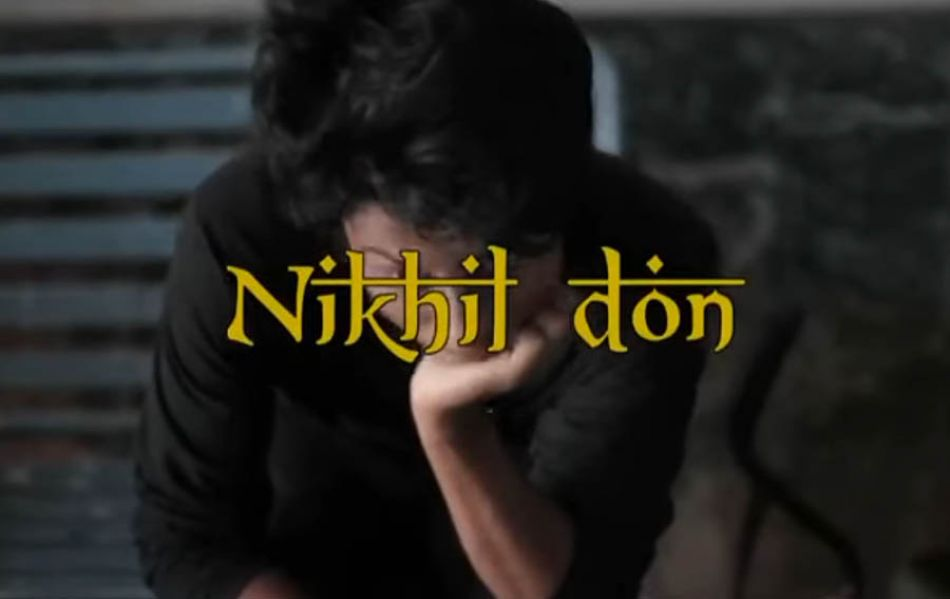 INDIA Funeral BMX India- Nikhil Dhon Section