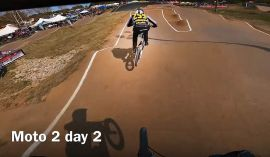 Kam Larsen - The King of Derby - USA BMX Pro Open by Supercross BMX