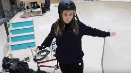 We Ride A Brand New Skatepark by Sebastian Keep