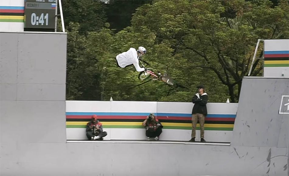 2019 UCI Urban World Championships - THE BANGERS by Vital BMX. Works now!