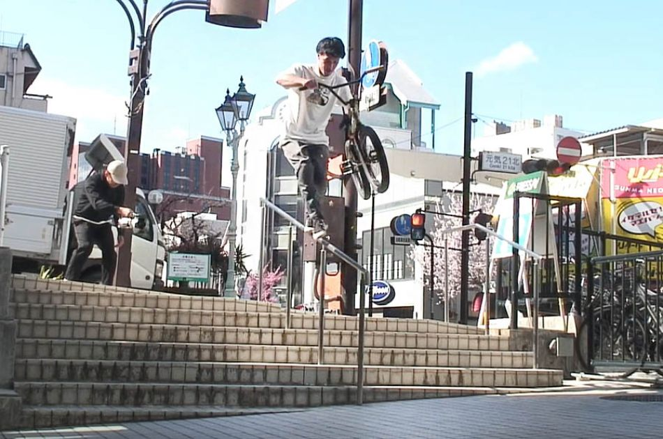 "3CHOUME ""1ST CHiLLER"" BMX 2020 (full video) by 3CHOUME"
