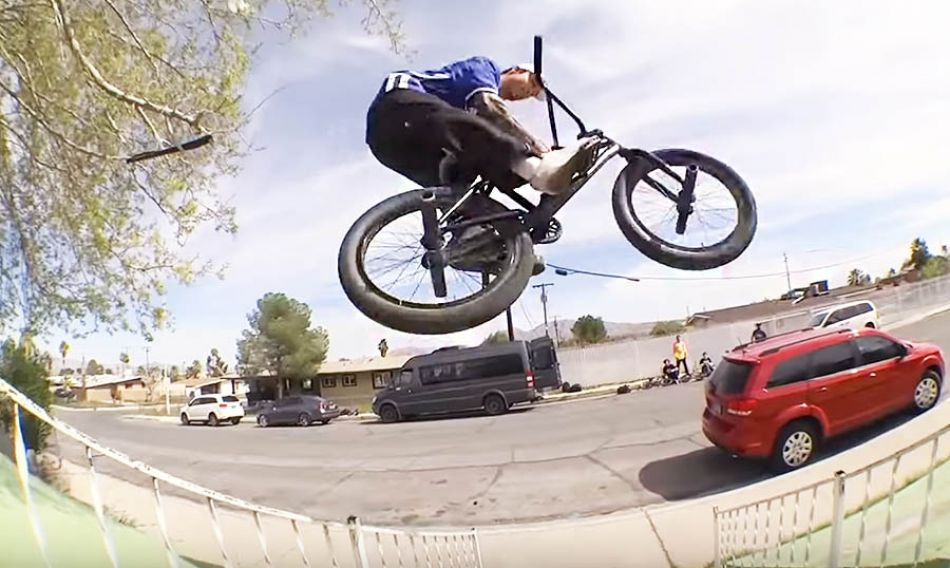 'IN THE CUT' - SUNDAY CHAPPED CLIPS LAS VEGAS - DIG