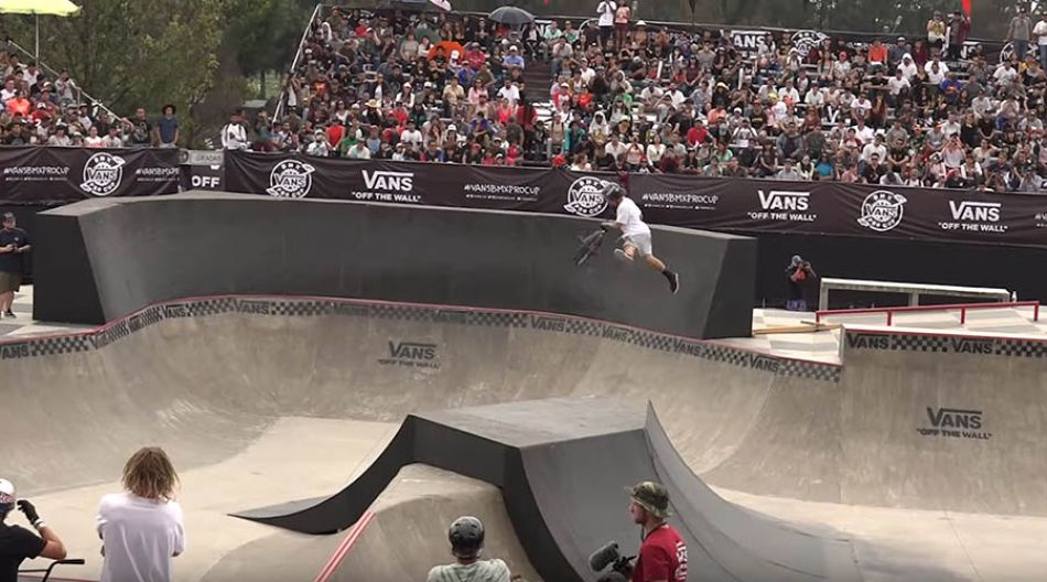 DIG Raw - VANS BMX Pro Cup - Mexico City