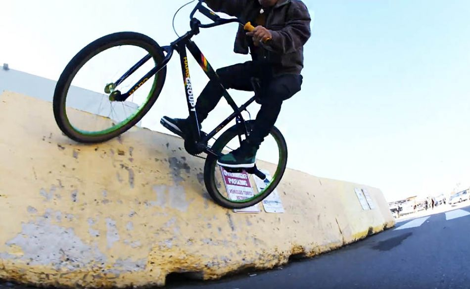 Legends Wheels with Chad Kerley - Haro BMX