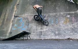 """BMX""Desolation 3 ft Matt Poteet"