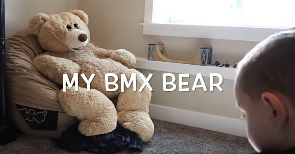 My Bmx Teddy Bear! by Bmx Caiden