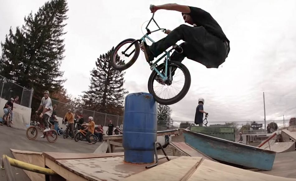 Mad Mike's Jamtastic Voyage - In The Cut - DIG BMX 2019