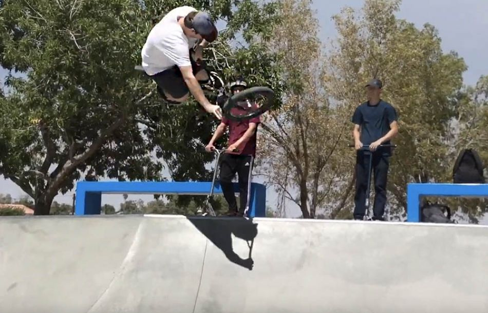 BMX: VICTORVILLE PARK SESSIONS by iMIXtv