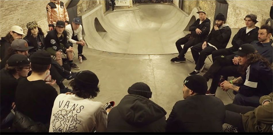 DIG X Kevin Peraza's Vans BMX Support Group Tour - Part 3