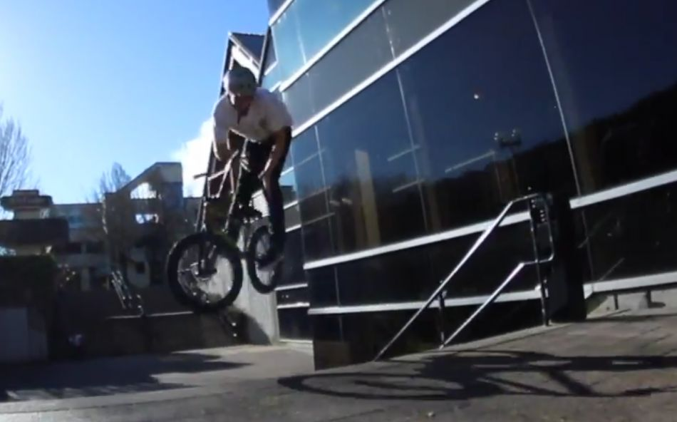 Cade Higgins-HutchsBmx-RAW by SmileN' Shoot