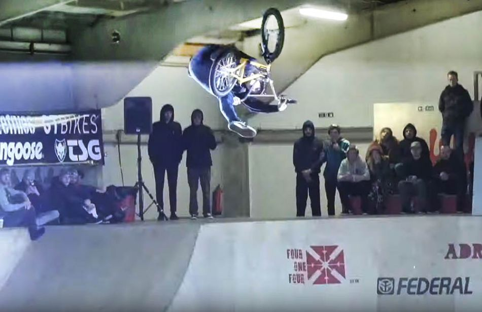 BMX PARK FINALS HIGHLIGHTS - BACKYARD JAM 2019 by Our BMX