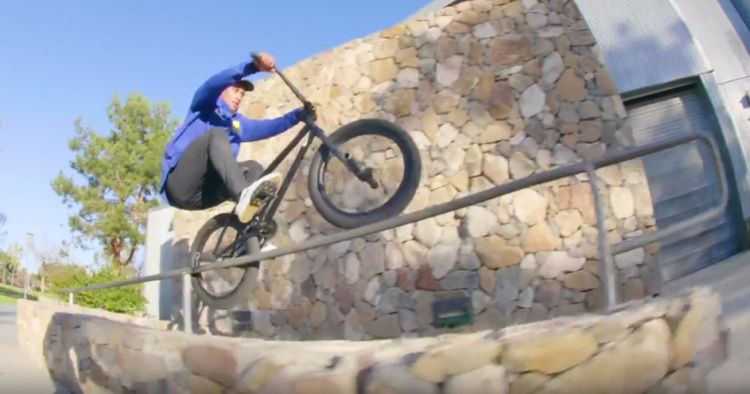 Chad Kerley Signature Sessions - Cinema BMX