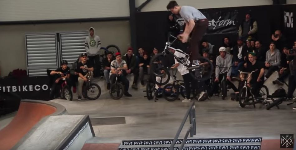 Stuttpark BMX Session | freedombmx