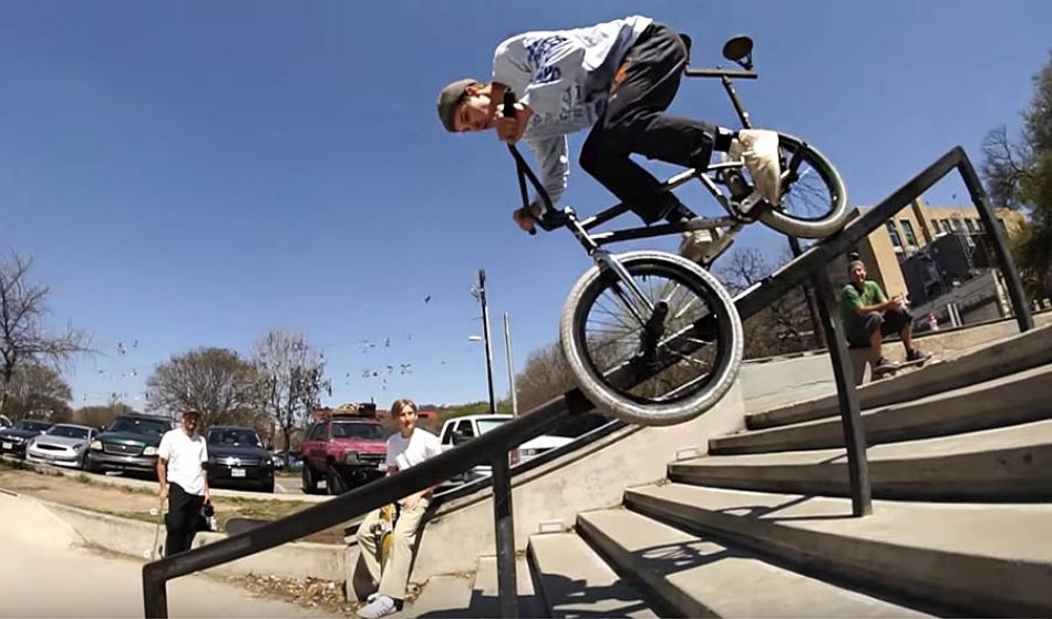 A day with Logan Penberg // WETHEPEOPLE BMX